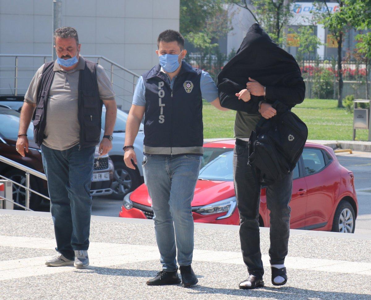 Bolu da PTT şubesinden 170 bin lira çalan güvenlik görevlisi tutuklandı #8