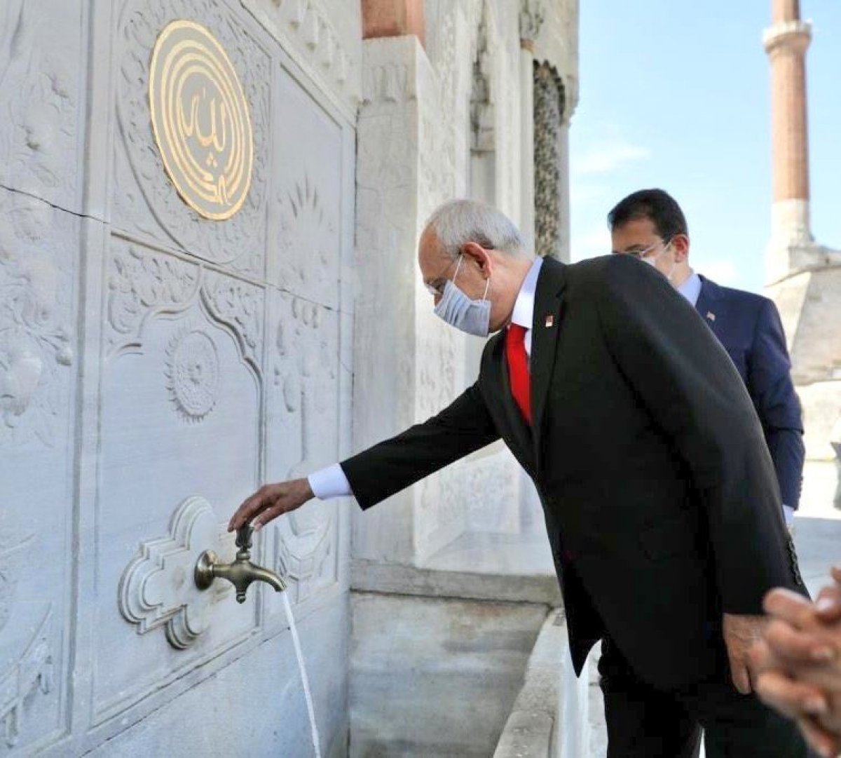 CHP nin abartılı açılış törenleri gündemde #2
