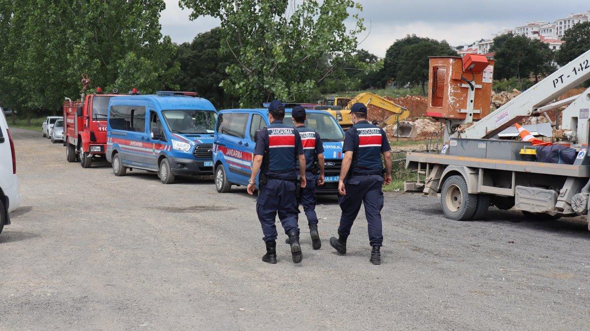Kocaeli'de Lütfü Türkkan'ın kaçak çiftliğinde tahliye çalışmaları #4