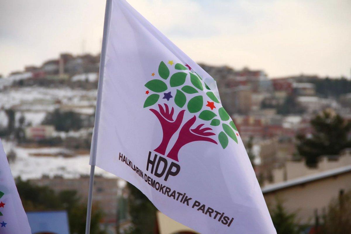 HDP ye yönelik iddianamenin detayları belli oldu #3