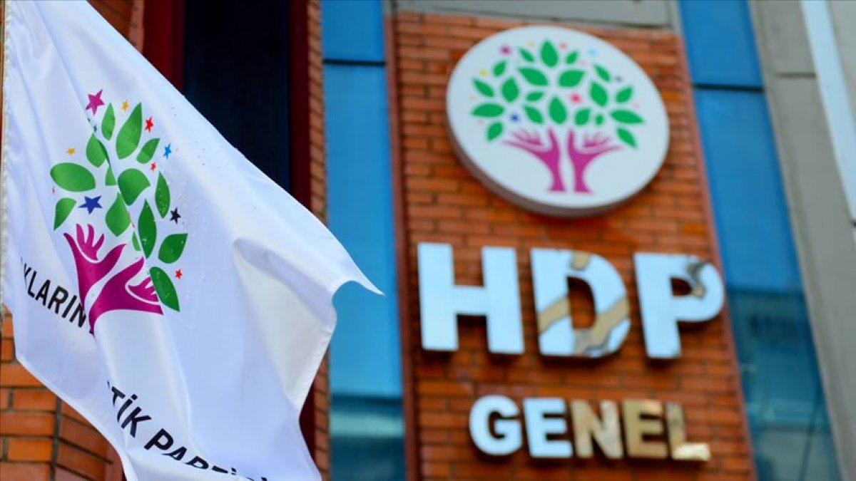 AYM, HDP iddianamesini kabul etti #1