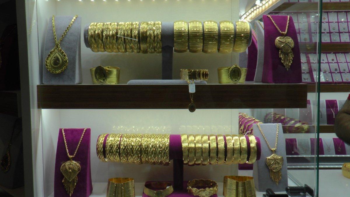 Yükselen altın fiyatları imitasyona yöneltti  #2