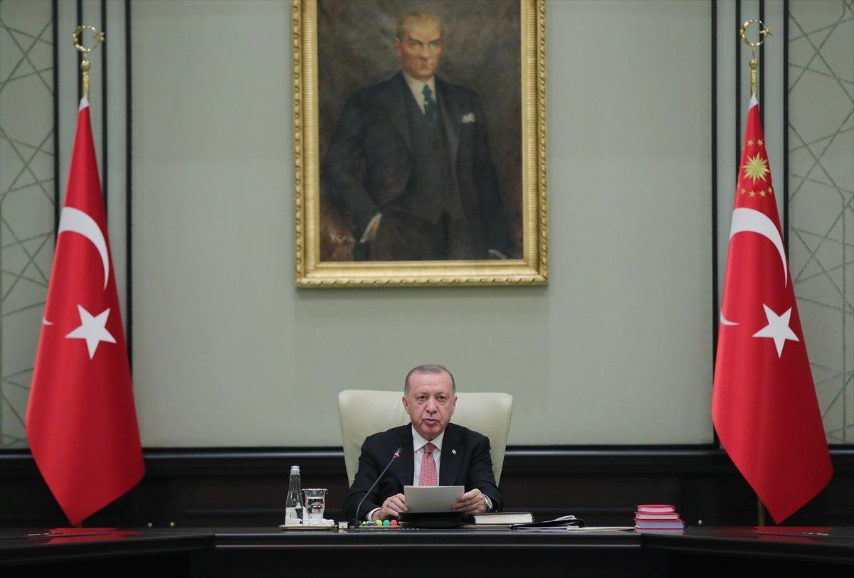 Külliye de Kabine Toplantısı sona erdi #2