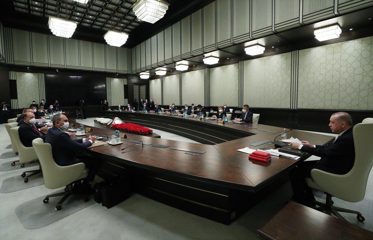 Külliye de Kabine Toplantısı sona erdi #3