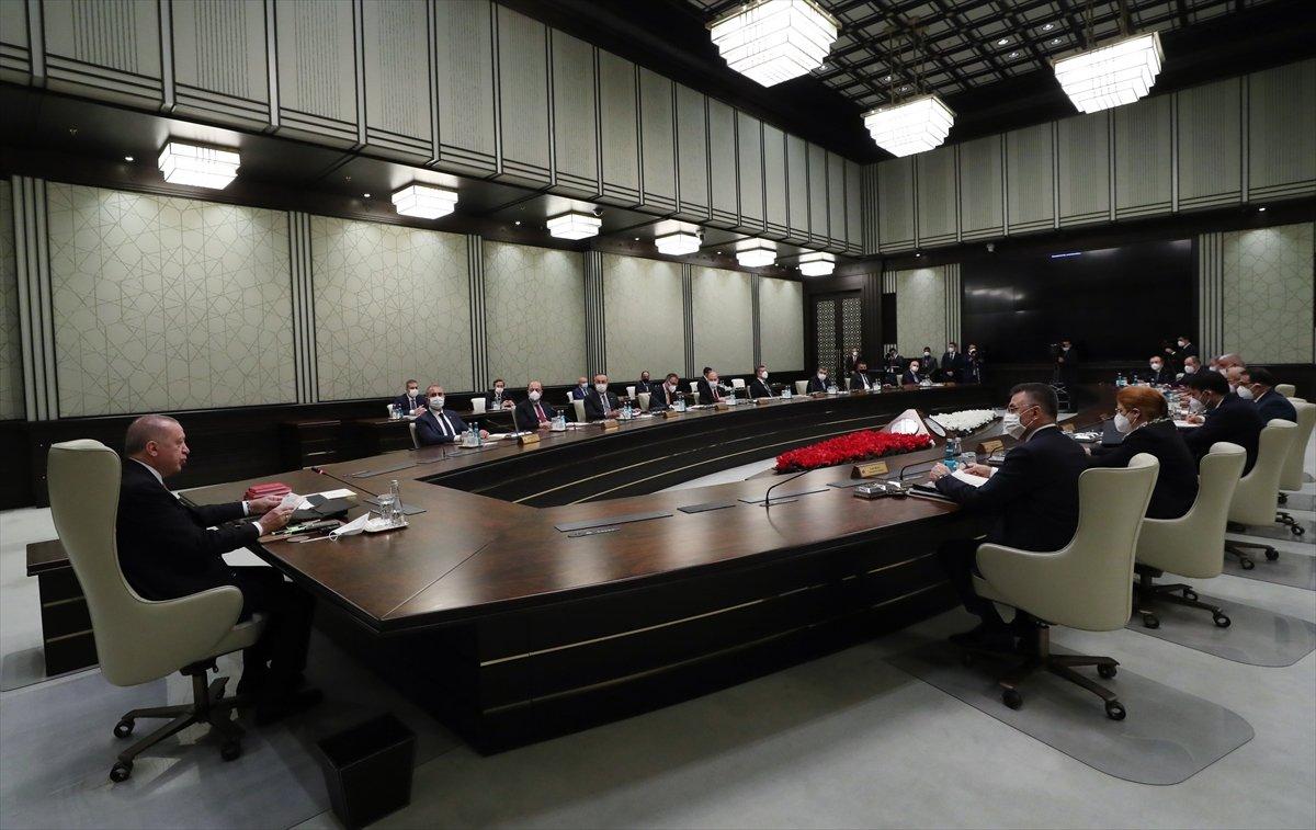 Külliye de Kabine Toplantısı sona erdi #4