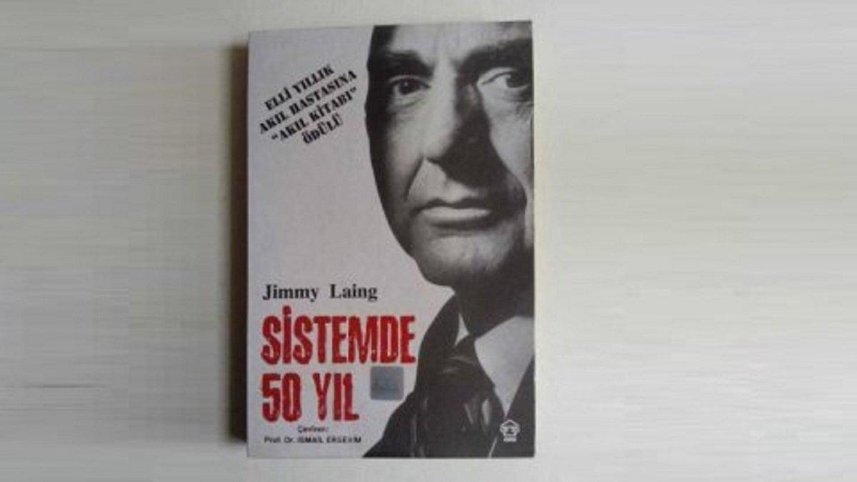 Sistemde 50 Yıl kitap konusu nedir? Sistemde 50 Yıl kitabının yazarı.. #1