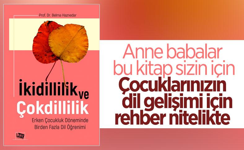 Çocuklarda dil eğitimi için anne ve babalara tavsiye kitap