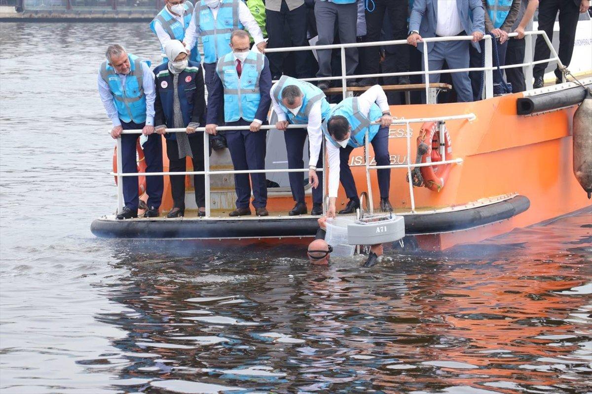 Marmara Denizi ne müsilaja karşı oksijen verilecek #7