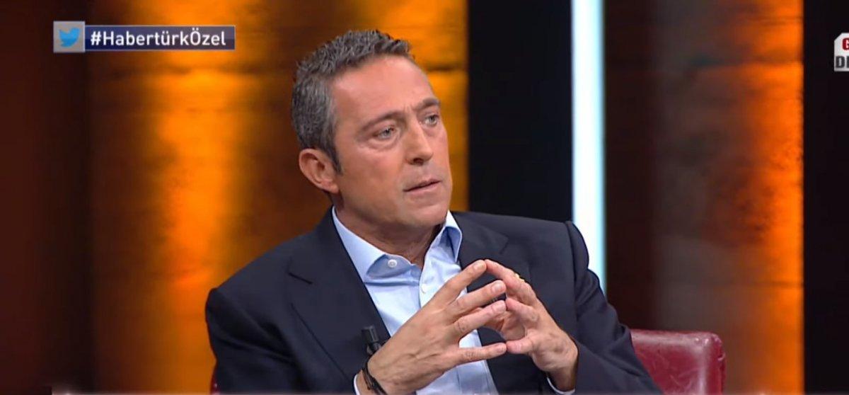 Ali Koç: Fenerbahçe ye şike yaptı diyenler FETÖ ye hizmet etmektedir #1