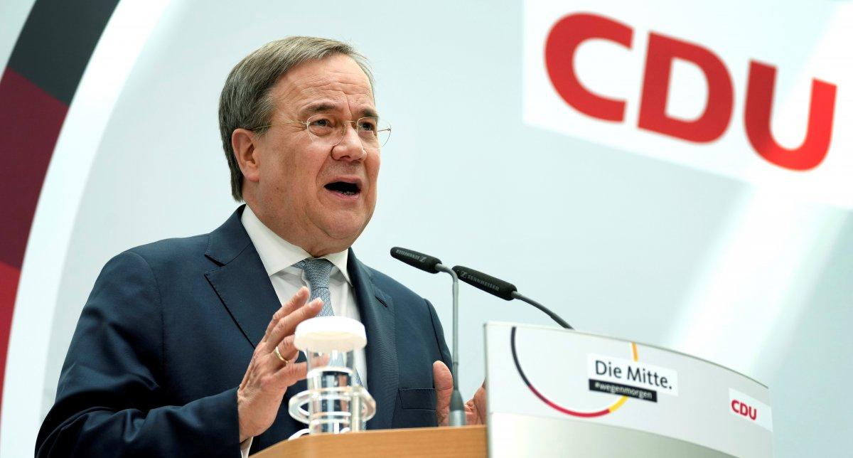 Armin Laschet: Türkiye'nin AB'ye tam üyeliği mümkün değil #3