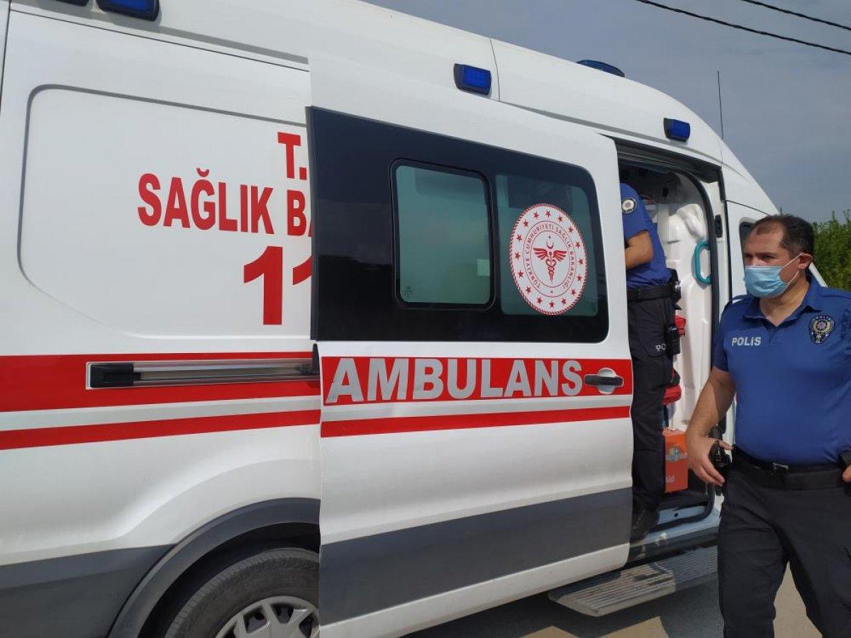 Bursa da tanımadığı kişiler tarafından vuruldu  #3