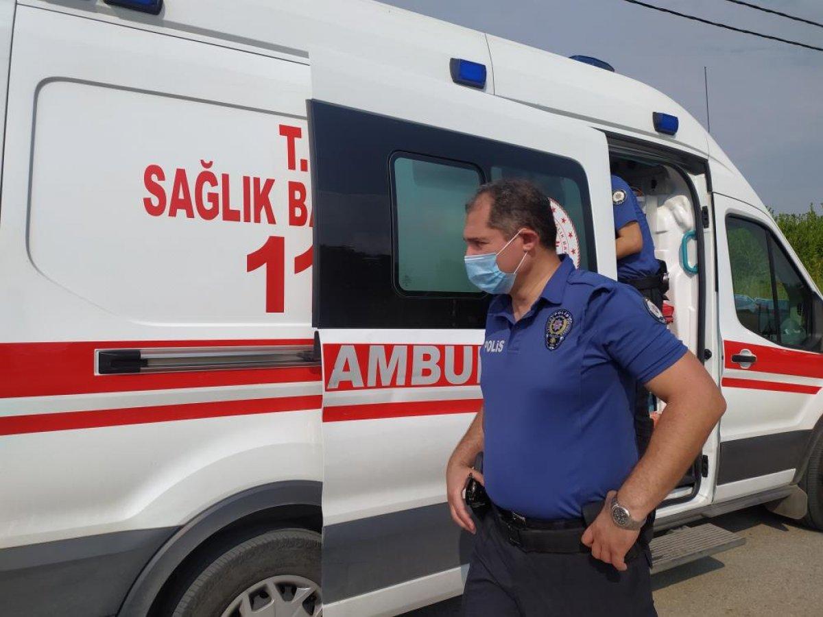 Bursa da tanımadığı kişiler tarafından vuruldu  #4