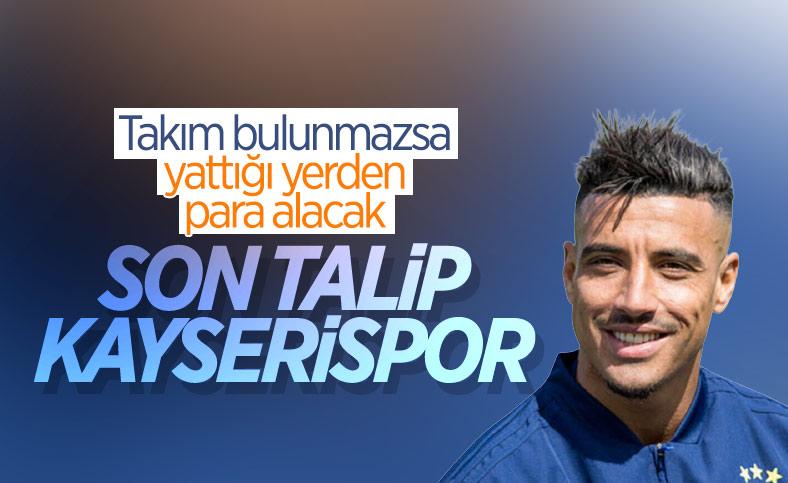 Fenerbahçe, Nabil Dirar'a kulüp arıyor