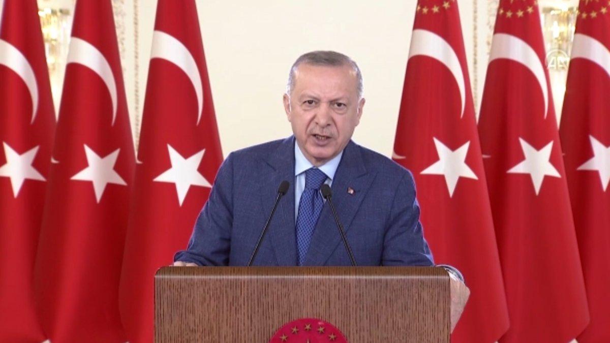 Cumhurbaşkanı Erdoğan: 200 milyar dolarla ihracat rekoru bekliyoruz #4