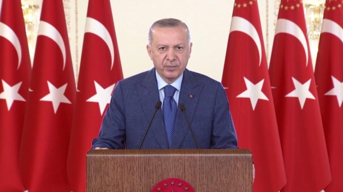 Cumhurbaşkanı Erdoğan: 200 milyar dolarla ihracat rekoru bekliyoruz #2