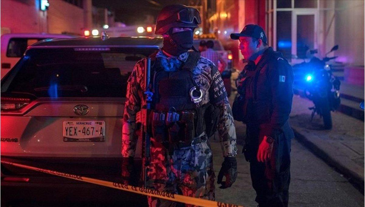 Meksika da bir ayda 2 bin 963 cinayet işlendi #1