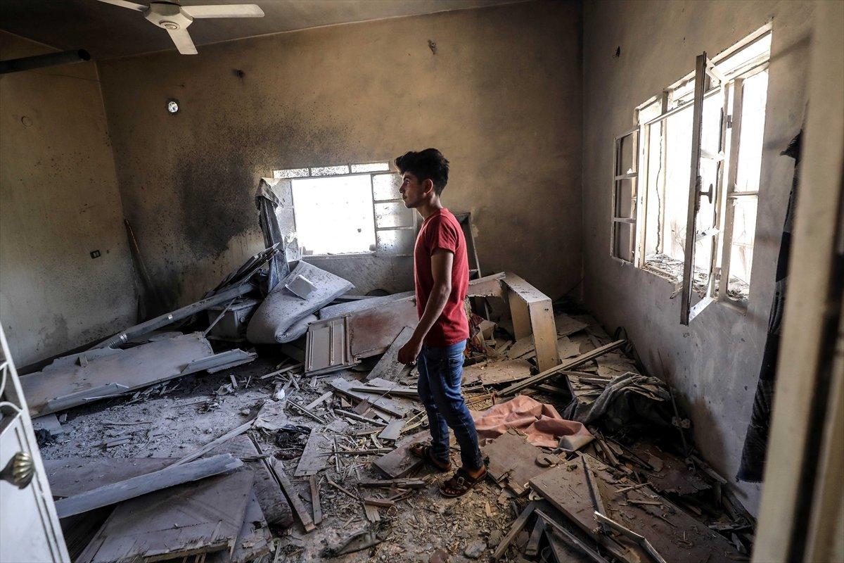 Esad rejimi, İdlib e saldırdı #3