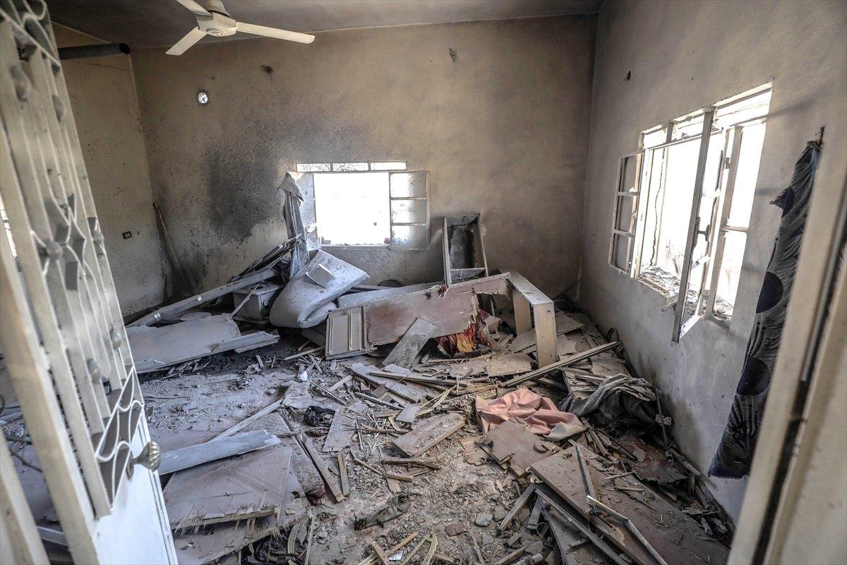 Esad rejimi, İdlib e saldırdı #5