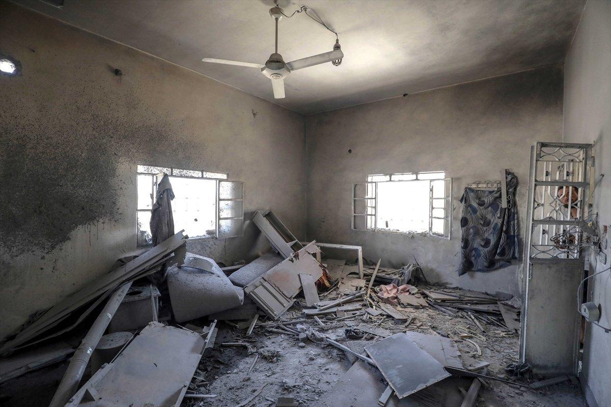 Esad rejimi, İdlib e saldırdı #4