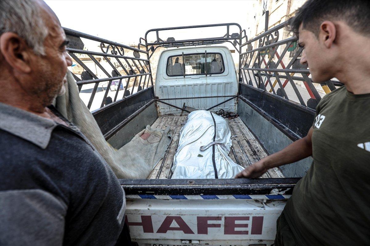Esad rejimi, İdlib e saldırdı #1