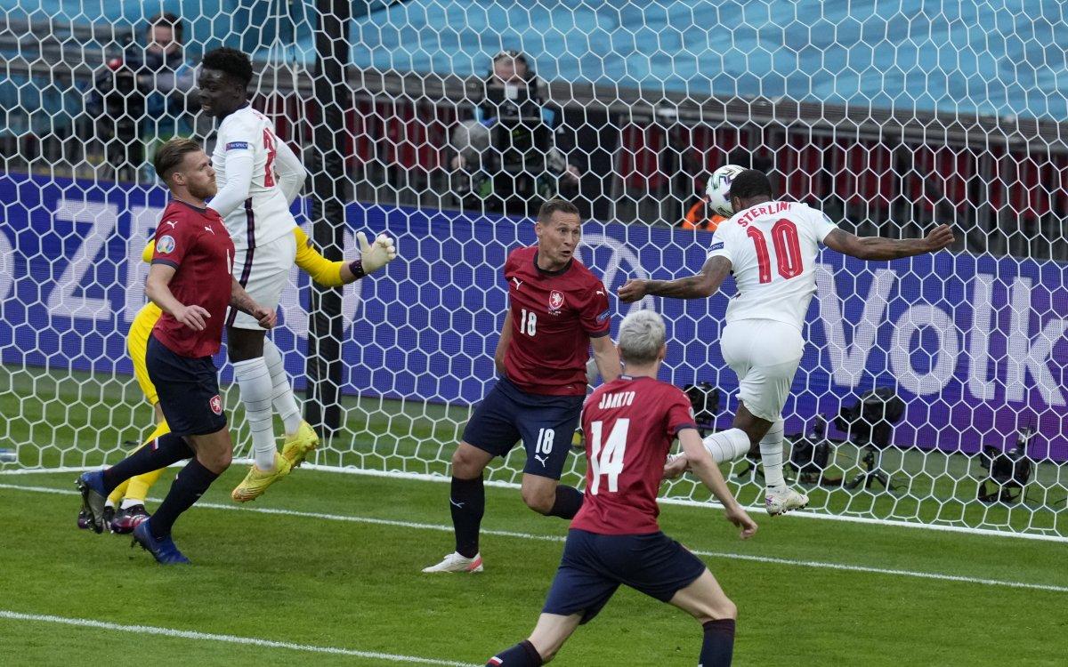 Euro 2020 de İngiltere, Çek Cumhuriyeti ni yendi #1