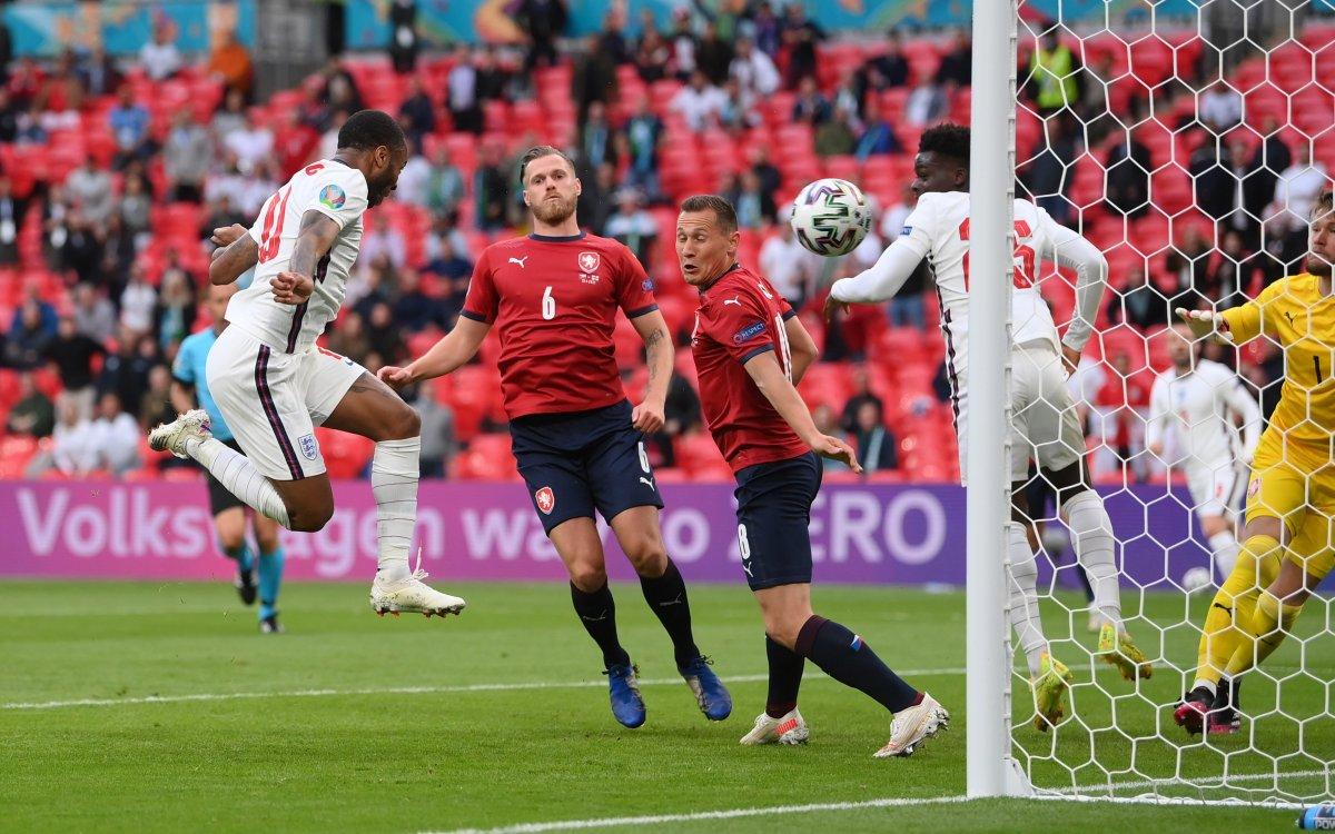 Euro 2020 de İngiltere, Çek Cumhuriyeti ni yendi #2