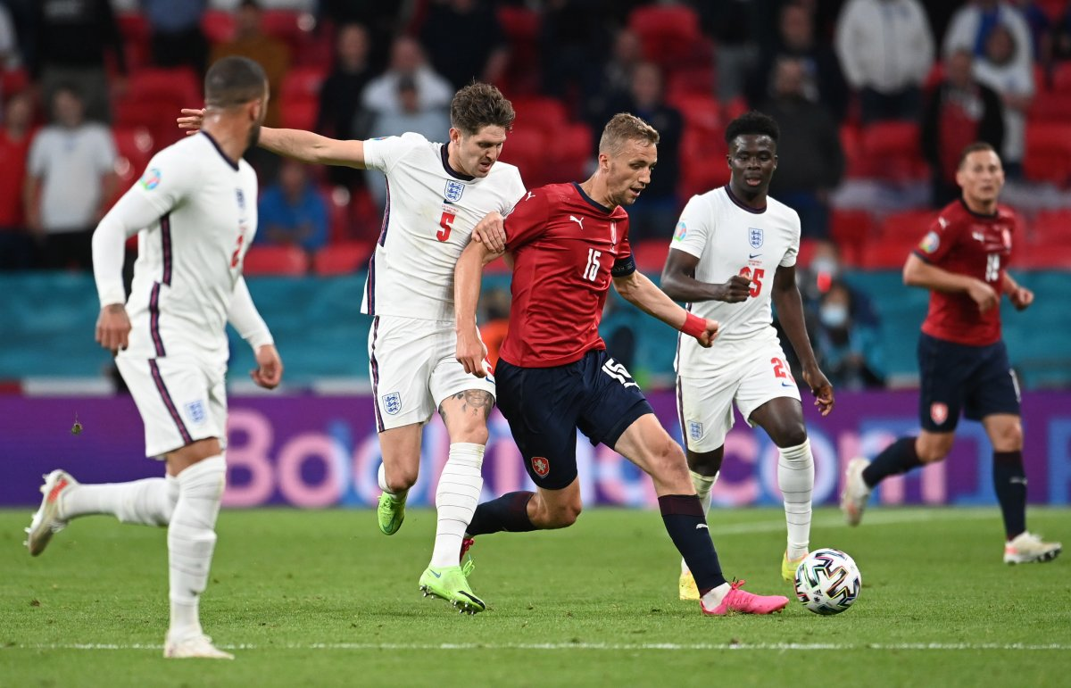 Euro 2020 de İngiltere, Çek Cumhuriyeti ni yendi #6