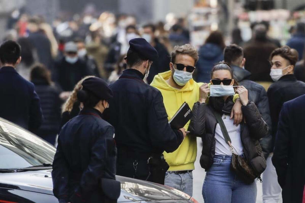 İtalya'da son 24 saatte 835 yeni vaka #1