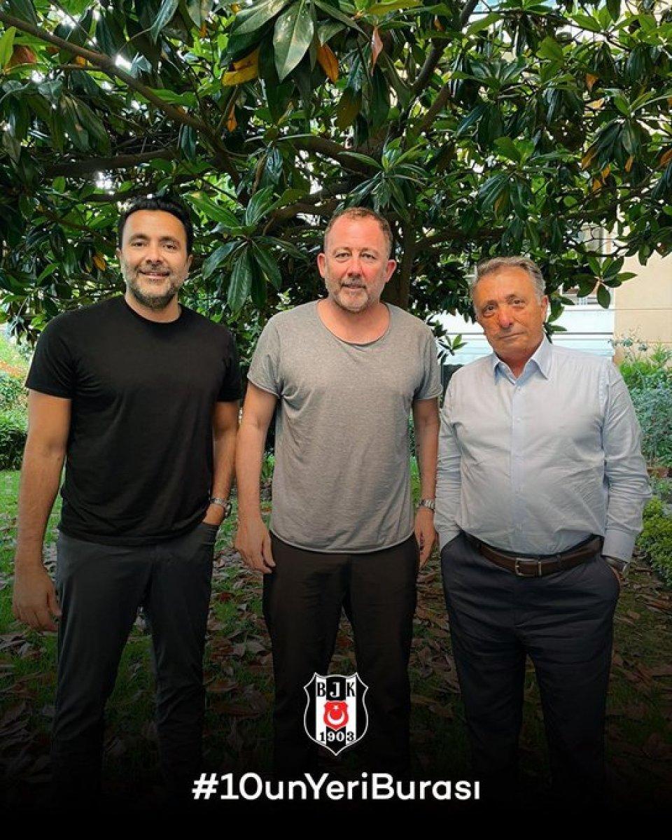 Beşiktaş Sergen Yalçın la anlaştı #3
