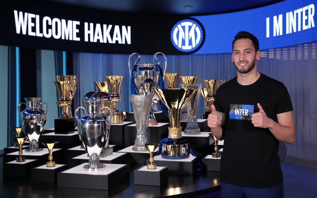 Hakan Çalhanoğlu Inter de #2
