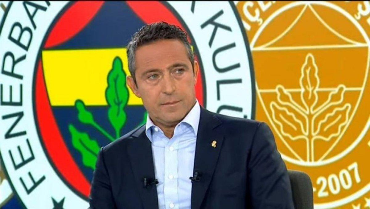 Ali Koç: Yabancı transferlere 30 yaş yasağı getirilmeli #2