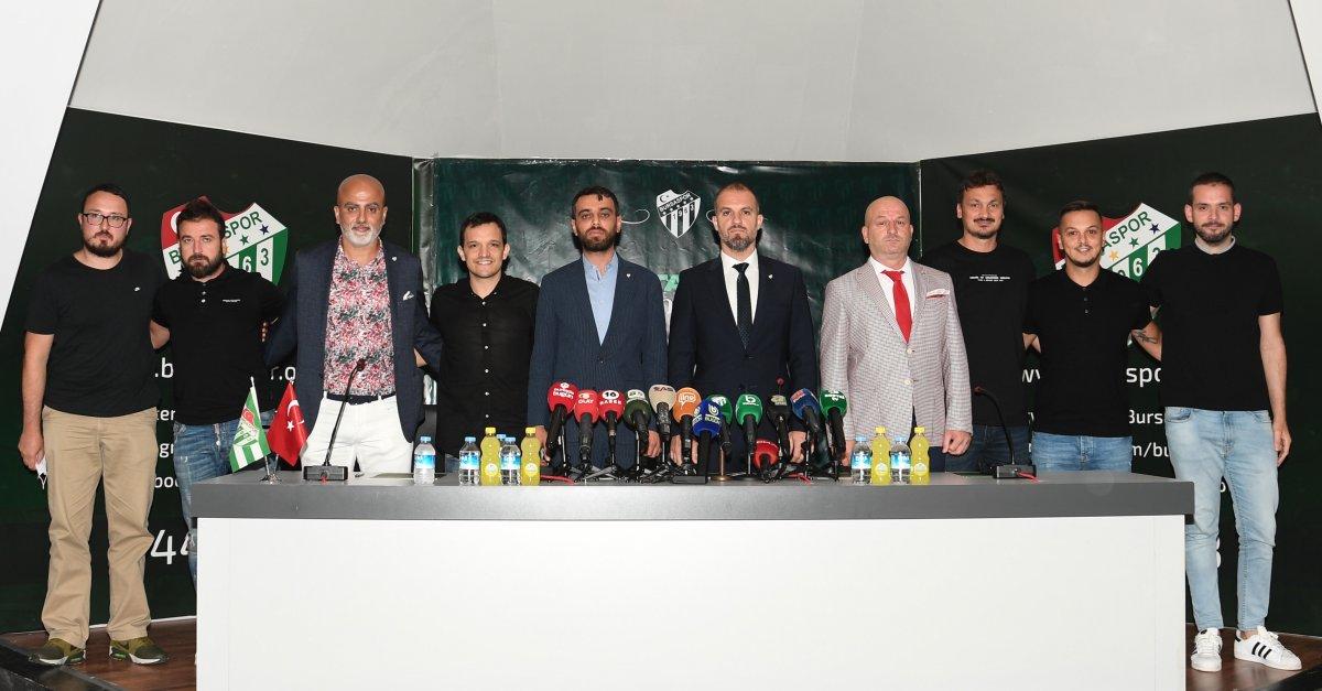 Bursaspor, Mustafa Er ile sözleşme imzaladı #3