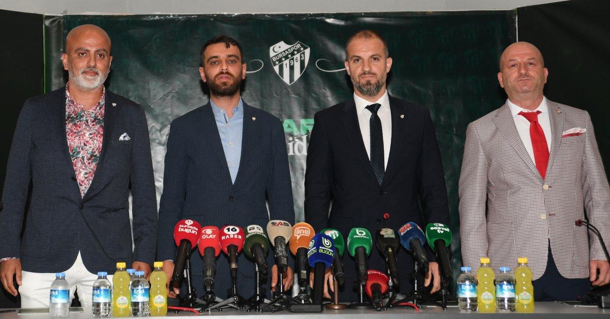 Bursaspor, Mustafa Er ile sözleşme imzaladı #1