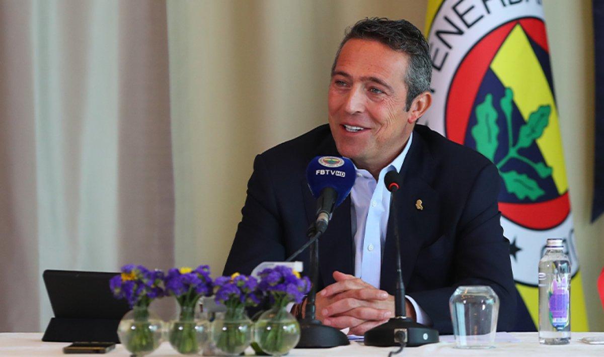 Ali Koç: Yabancı transferlere 30 yaş yasağı getirilmeli #1