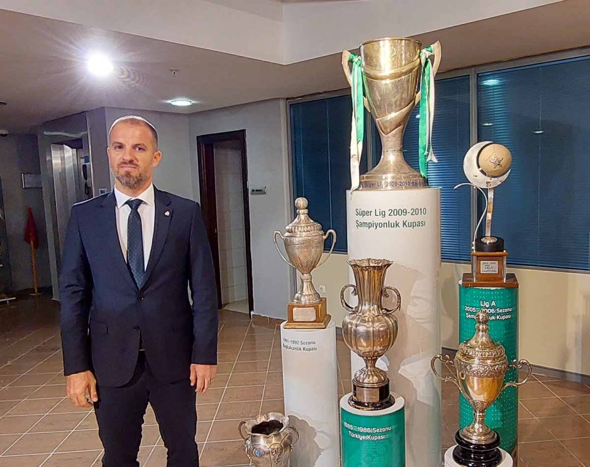 Bursaspor, Mustafa Er ile sözleşme imzaladı #2