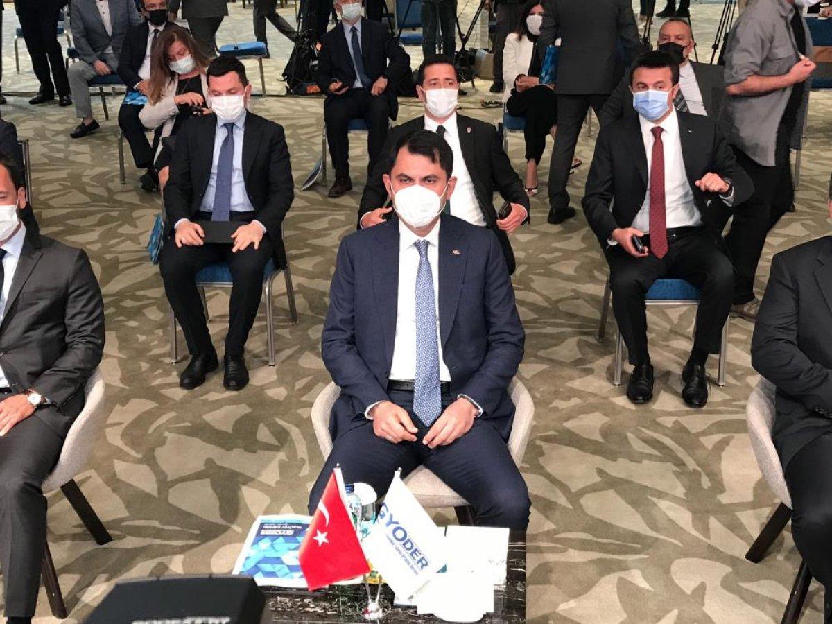 Murat Kurum: Kanal İstanbul a dair talihsiz açıklamalar duyuyoruz  #1