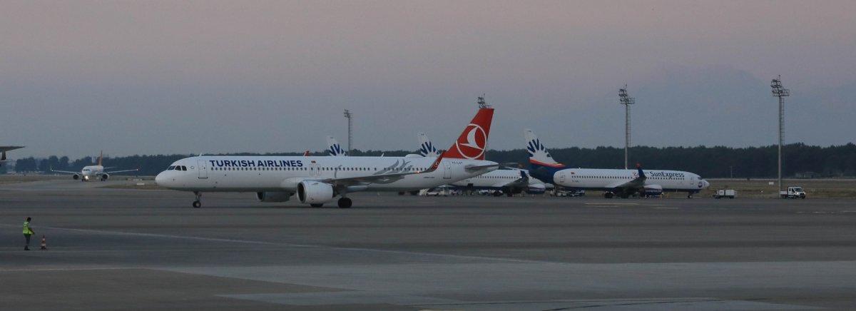 İlk Rus turist kafilesi Antalya da #15