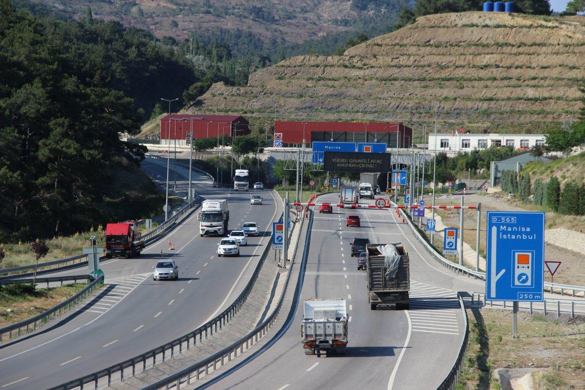 Sabuncubeli Tüneli sayesinde 305 milyon lira tasarruf edildi #2
