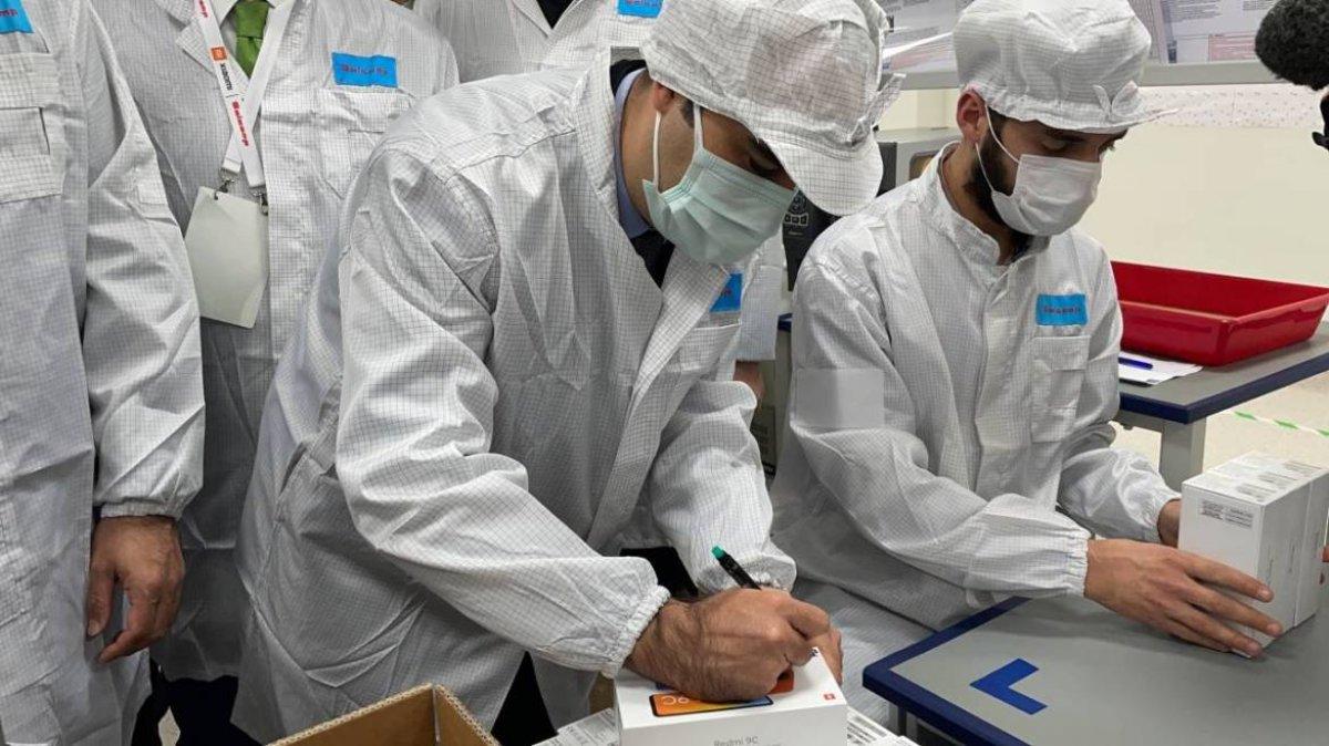 Türkiye, akıllı telefon üretim üssü haline geliyor: İşte yatırım yapan markalar #1