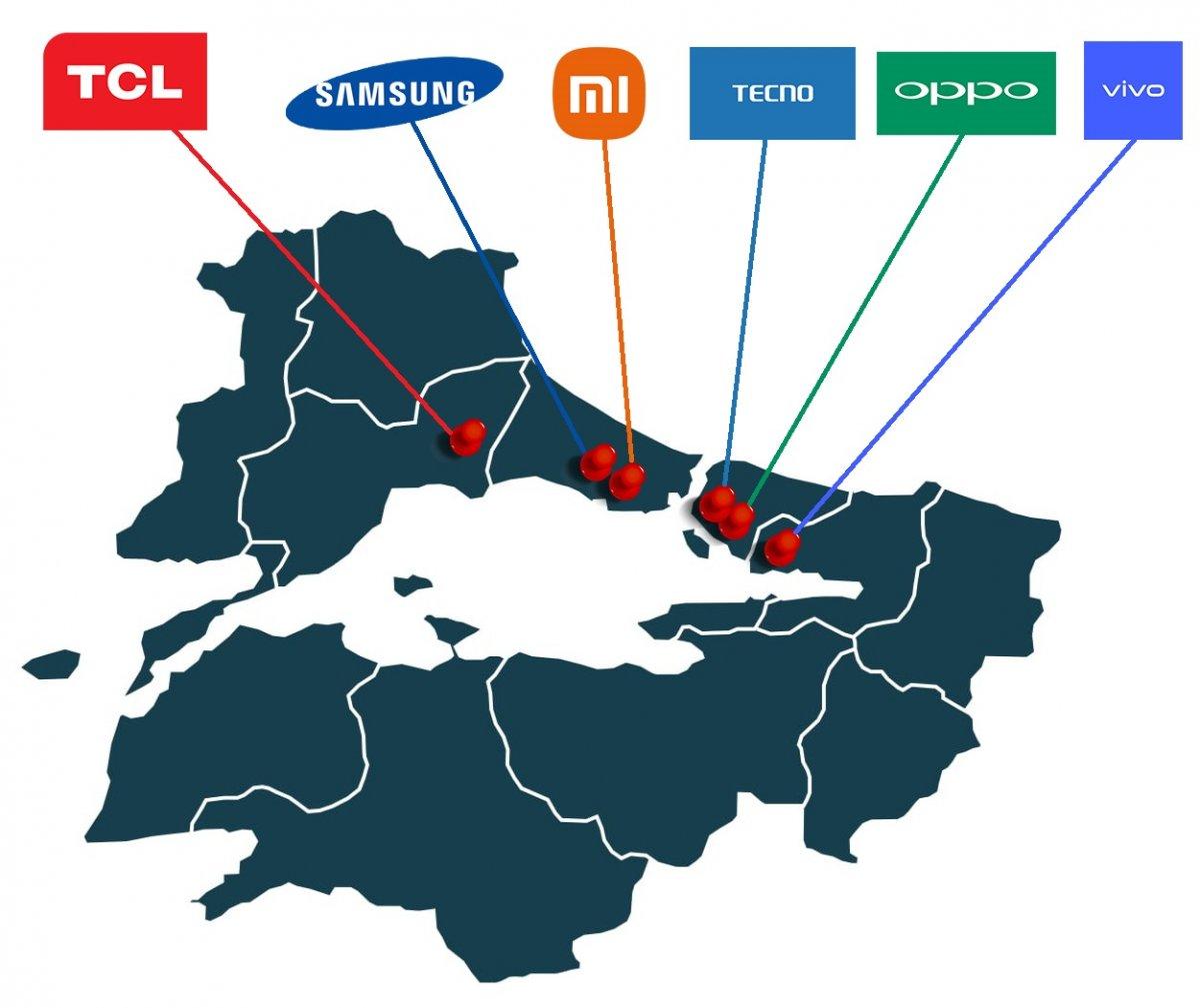 Türkiye, akıllı telefon üretim üssü haline geliyor: İşte yatırım yapan markalar #9