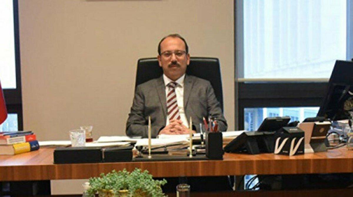 Sayıştay Başkanlığına Metin Yener seçildi #1