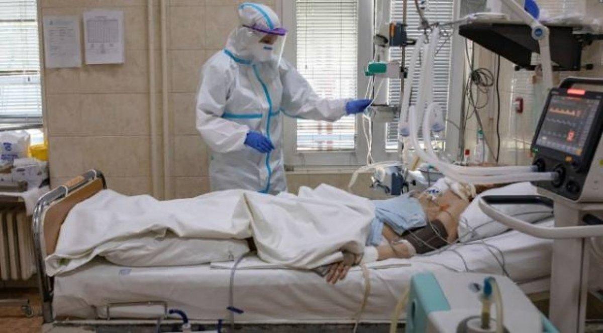Koronavirüsün Delta mutasyonu Ukrayna ya sıçradı #1
