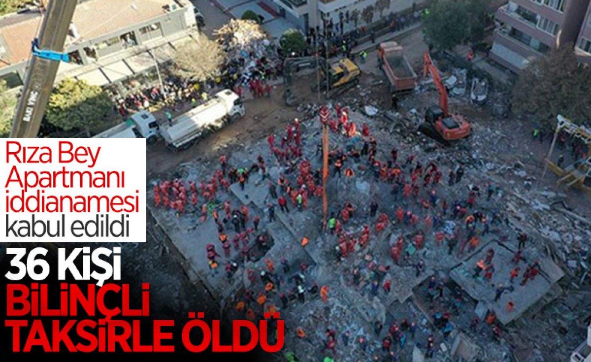 İzmir depreminde yıkılan Doğanlar Apartmanı na ilişkin iddianame kabul edildi #4