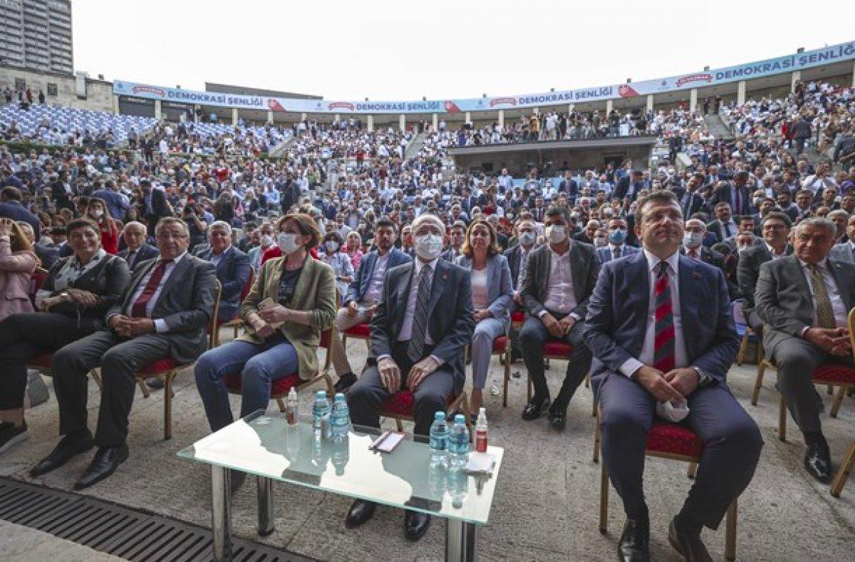 Kemal Kılıçdaroğlu, Demokrasi Şöleni etkinliğinde konuştu #3