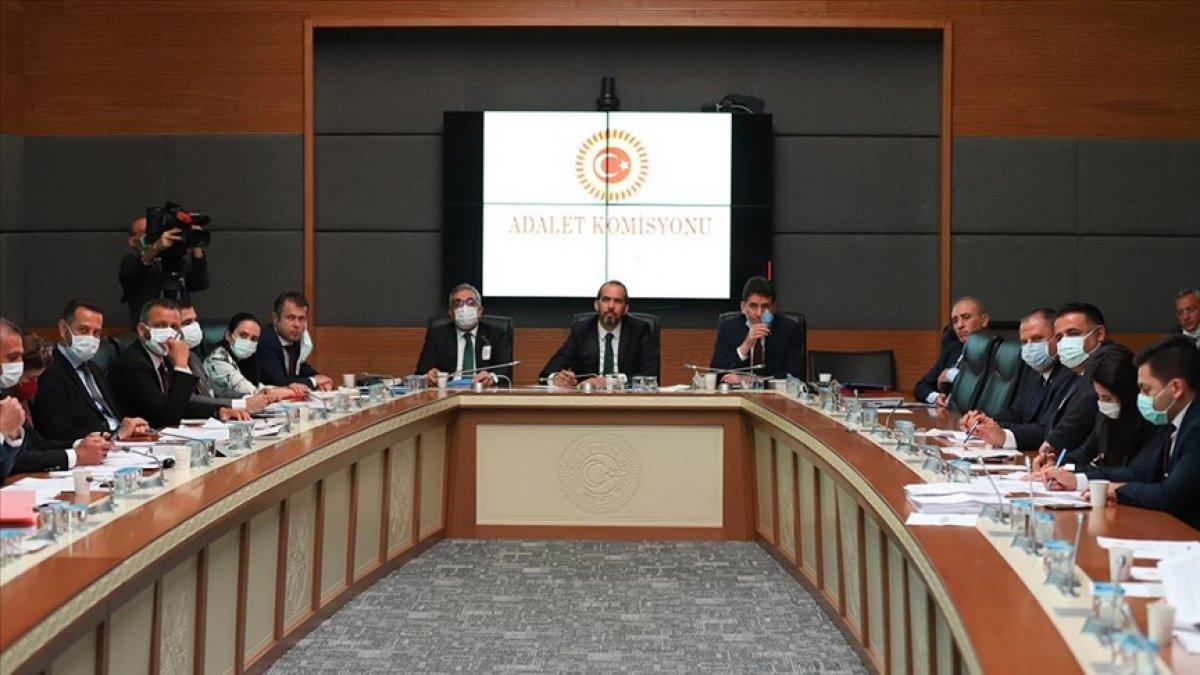 4 üncü Yargı Paketi, TBMM Adalet Komisyonu nca kabul edildi #1
