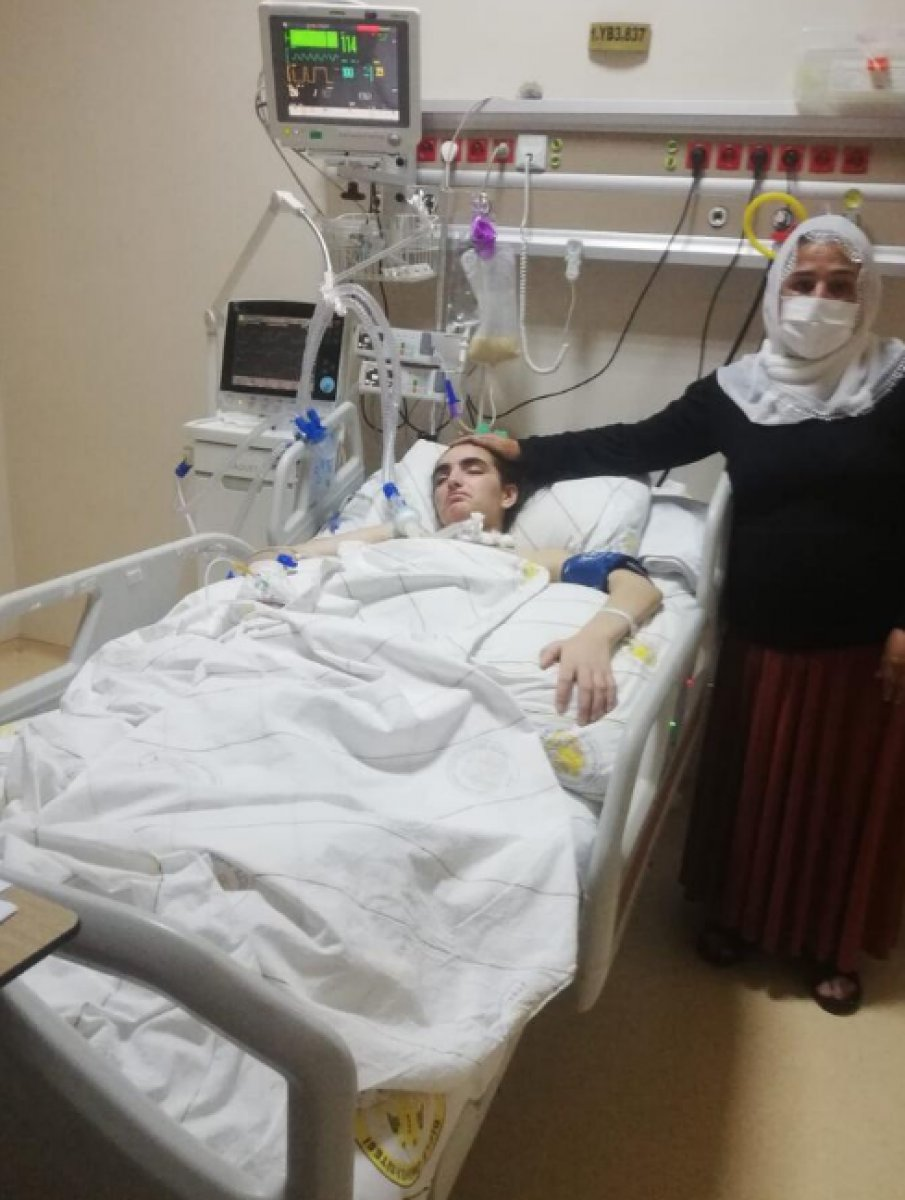 Diyarbakır da kuzeni tarafından vurulan Emine, 138 gün sonra hayatını kaybetti  #2