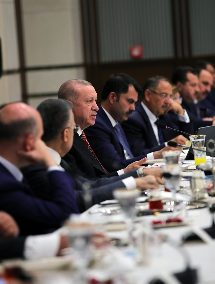 Cumhurbaşkanı Erdoğan AK Partili belediye başkanlarına hitap etti #8