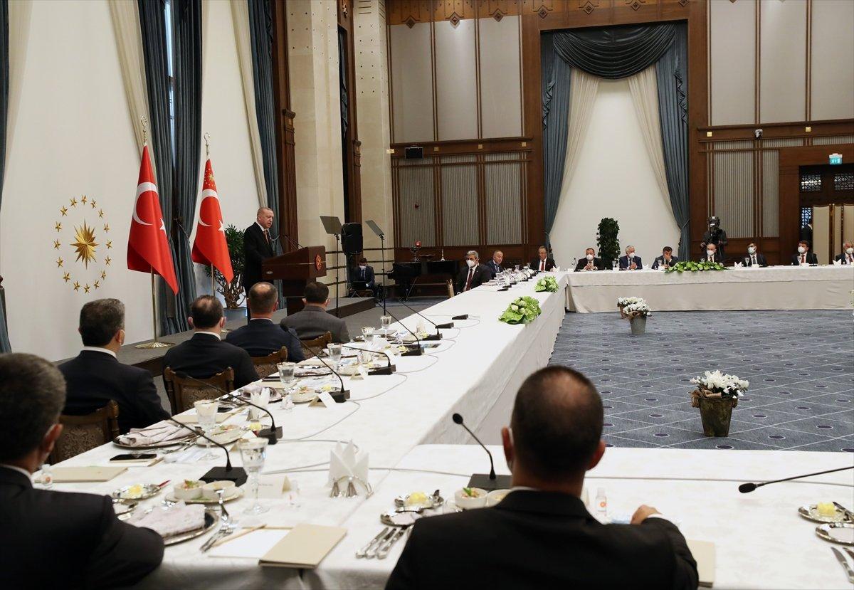 Cumhurbaşkanı Erdoğan AK Partili belediye başkanlarına hitap etti #3