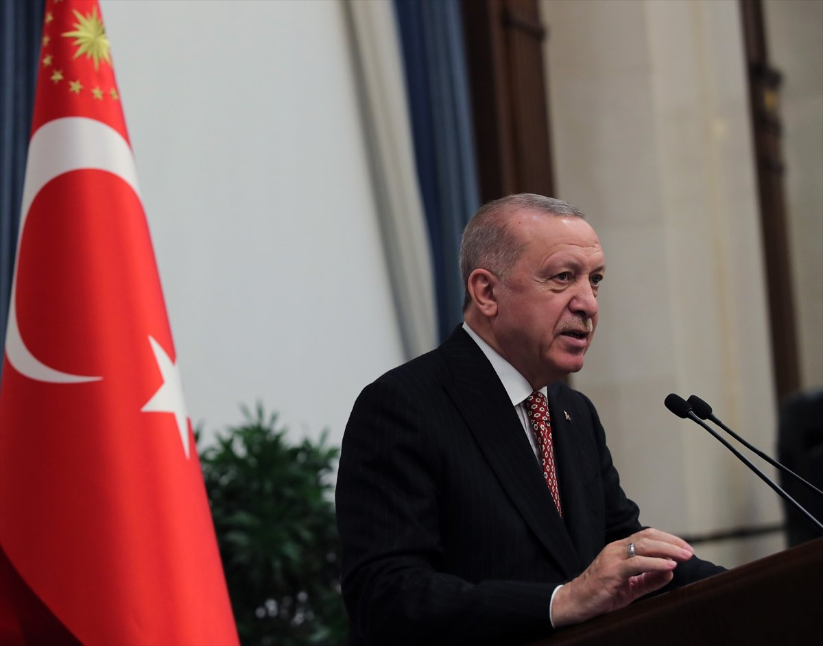Cumhurbaşkanı Erdoğan AK Partili belediye başkanlarına hitap etti #4