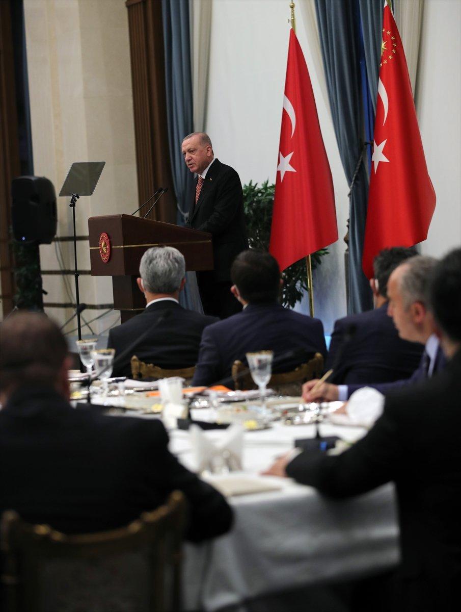 Cumhurbaşkanı Erdoğan AK Partili belediye başkanlarına hitap etti #6